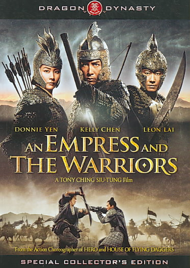 EMPRESS AND THE WARRIORS BY YEN,DONNIE (DVD)