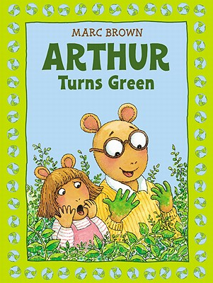 Arthur Turns Green By Brown, Marc